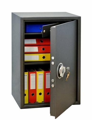 SafeTronics TSS 90 M kulcsos páncélszekrény