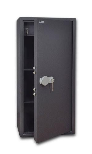 SafeTronics TSS 125 M kulcsos páncélszekrény