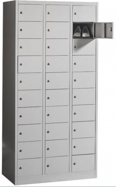 BOX 3/30 30 rekeszes értékmegőrző szekrény