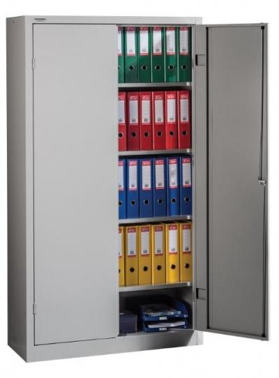 LIGHT 1850/1000 irattároló szekrény 4 polccal