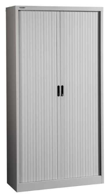 ROLO 1950/1000 Rolóajtós irattároló szekrény 4 polccal