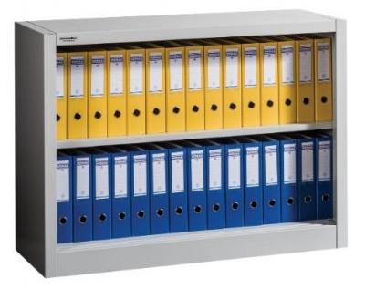 OPEN 900/1200 Nyitott irattároló szekrény 1 polccal