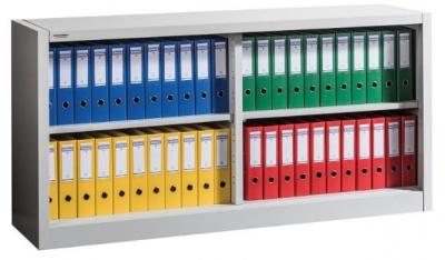 OPEN 900/1800 Nyitott irattároló szekrény 2x1 polccal